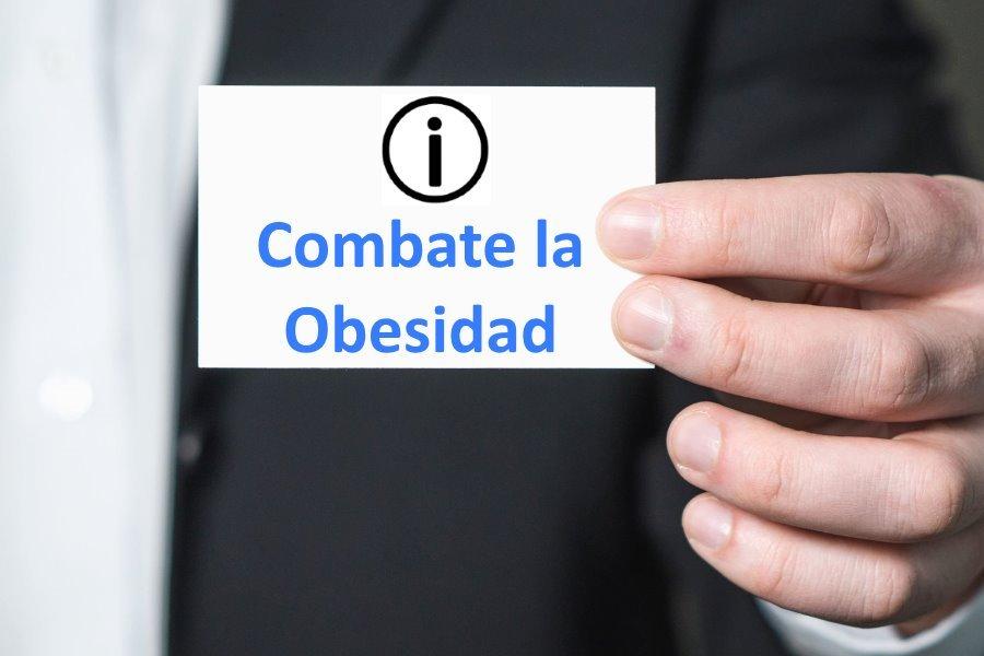 Combate la Obesidad Información